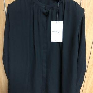 Wonderful blouse Salvatore Ferragamo